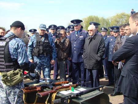 25 апреля милицией Житомирщины были проведены учения по разгону футбольных фанатов 6088_b6483cda12e68fdfa14ce345452131be