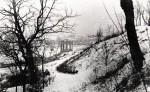 Беседка в парке. Фото 1961 года