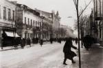 Михайловская улица. Фото 1959 года