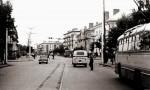 Начало улицы Театральной. Фото 1965 года