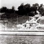 Памятник Пушкину. Фото 1965 года
