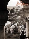 Панорама Замковой Горы с колокольни Спасо-Преображенского кафедрального собора