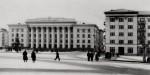 Площадь Ленина (теперь - Соборная). 1962 год