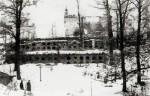Польское кладбище. Фото 1960 года