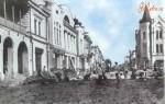 Ремонт улицы Городского Совета(Михайловской)- 1936 год
