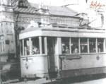 Трамвай на улице Б.Бердичевская
