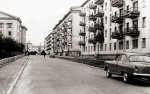 Улица Рыльского. Фото 1965 года