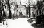 Униатская часовня на Польском кладбище