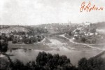 Вид с правого берега реки Тетерев