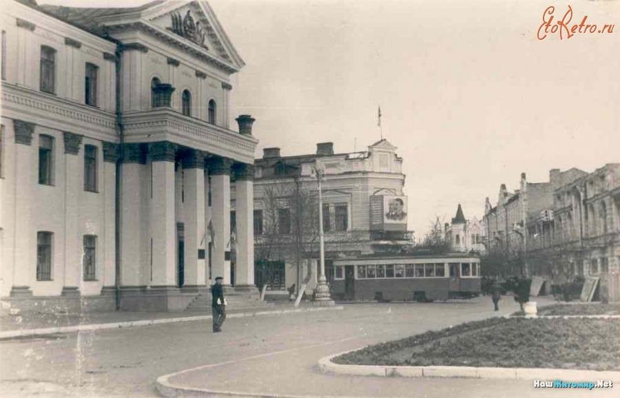 Вид улицы Горсовета(Михайловской)