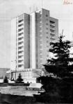 Первый 12-ти этажный дом