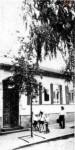 Пионеры у мемориального музея С.П.Королева