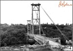 Подвесной мост в ЦПКиО