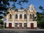Городская юношеская библиотека в Житомире по улице Котовского
