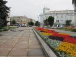 Площадь Королева здание городского совета