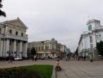 Вид на Михайловскую улицу