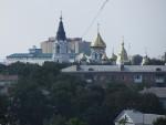 Вид на Замковую и Якира