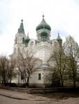 Здание Крестовоздвиженской церкви (Музей природы)