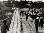 Бердичевский металлический мост на заклепках