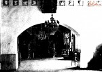 Интерьер Серафимовской церкви