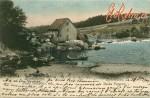 Мельница на реке Тетерев