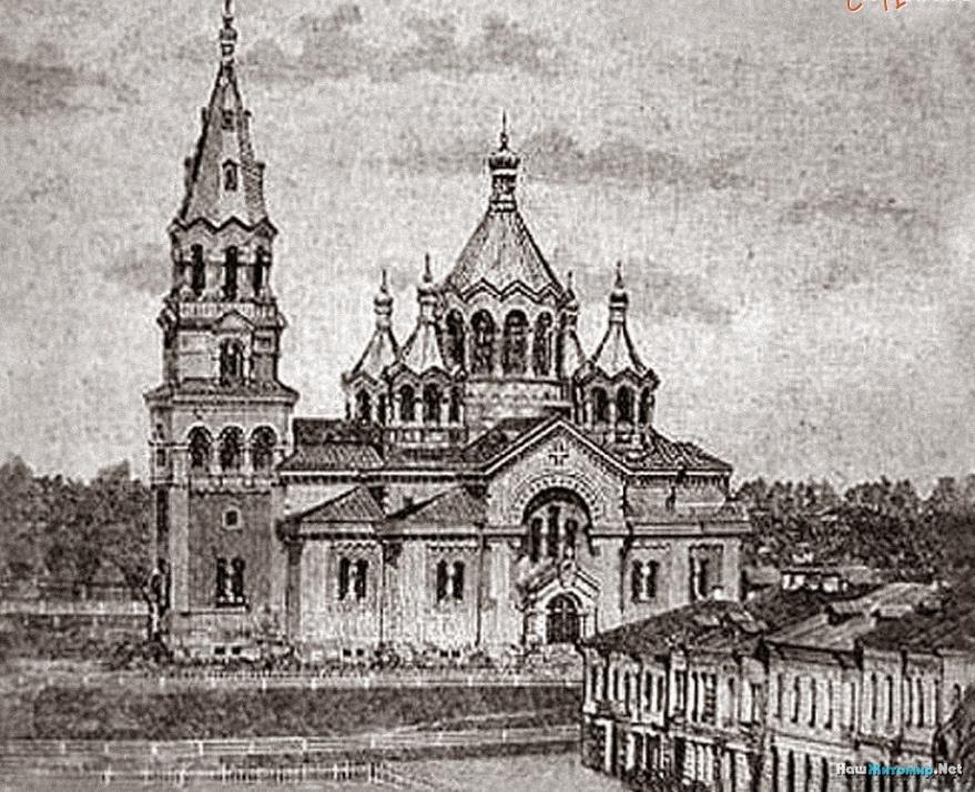 Преображенский Кафедральный собор Житомир 1851 год