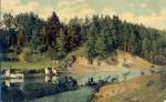 Река Тетерев 1917 год