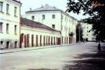 Улица Комарова (ныне - Кафедральная)