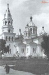 Вид Спасо-Преображенского кафедрального собора