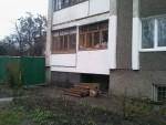 Балкон ларек
