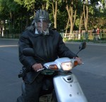 Мото-танкист )