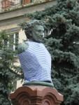 Пушкин на Бульваре на день ВДВ