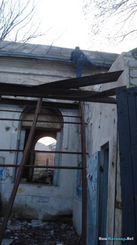 Заброшенная церквушка #8